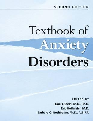 Textbook of Anxiety Disorders (Hardback)
