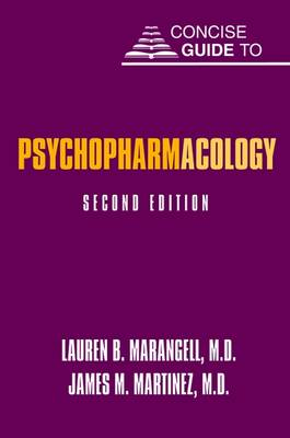 Concise Guide to Psychopharmacology (Paperback)