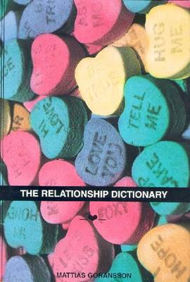 The Relationship Dictionary (Hardback)