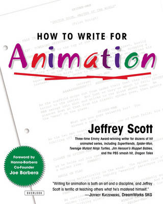 How To Write For Animation (Paperback)