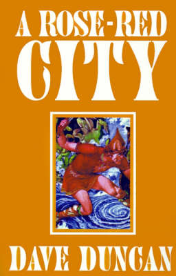 A Rose-Red City (Paperback)