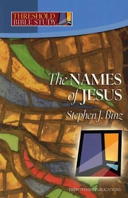 Names of Jesus (Paperback)