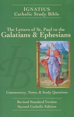 Galatians and Ephesians: v. 8 - Ignatius Study Bible v. 8 (Paperback)