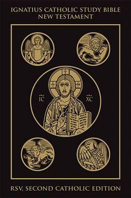Ignatius Catholic Study Bible: New Testament (Hardback)
