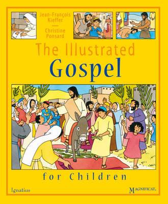 Illustrated Gospel for Children - Magnificat Children's Books (Hardback)