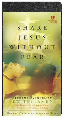 Bible Hcsb Share Jesus W/out Fear Truthquest NT (Book)