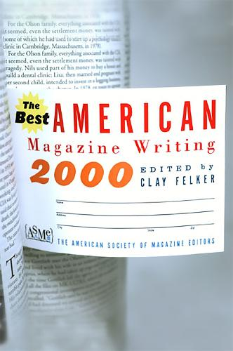 The Best American Magazine Writing 2000 (Paperback)