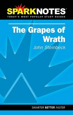 The Grapes of Wrath - Sparknotes (Paperback)