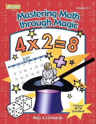 Mastering Math Through Magic, Grades 2-3 (Paperback)