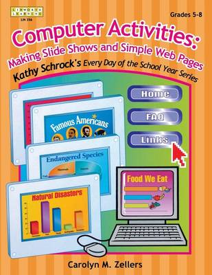 Computer Activities: Making Slide Shows and Simple Web Pages (Paperback)
