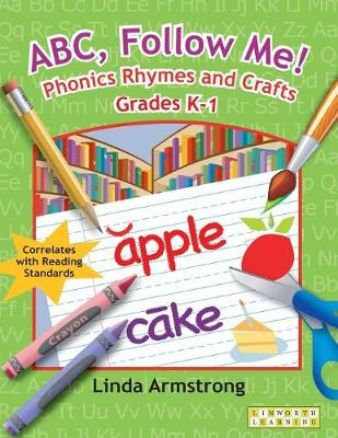 ABC, Follow Me! Phonics Rhymes and Crafts Grades K-1 (Paperback)