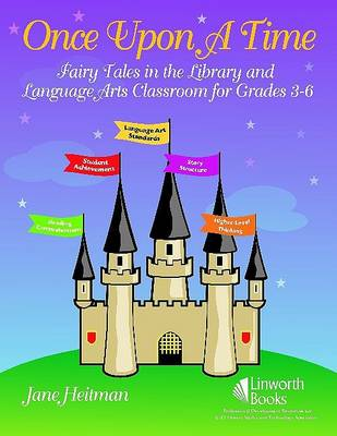Once Upon a Time: Fairy Tales in the Library and Language Arts Classroom for Grades 3-6 (Paperback)