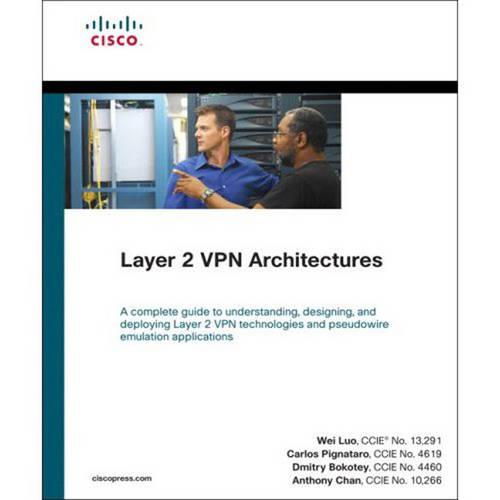 Layer 2 VPN Architectures (paperback) (Paperback)