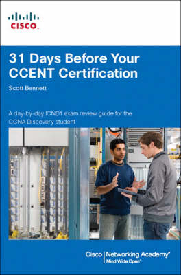31 Days Before Your CCENT Certification (Paperback)
