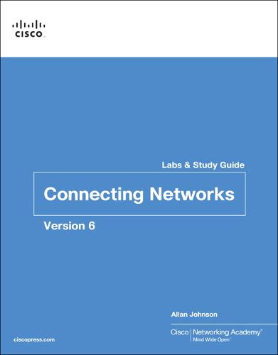 Connecting Networks v6 Labs & Study Guide (Paperback)