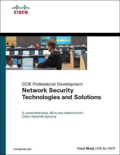 Network Security Technologies and Solutions (CCIE Professional Development Series) (Paperback)