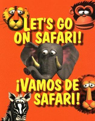 Let's Go on Safari (Board book)
