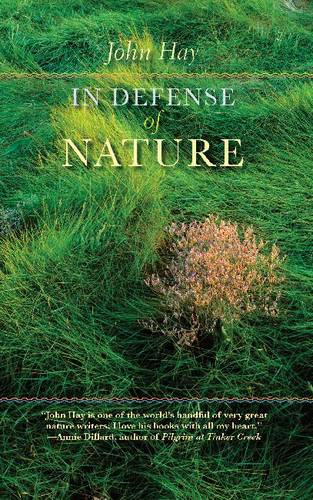 In Defense of Nature (Paperback)