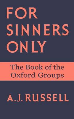 For Sinners Only (Paperback)