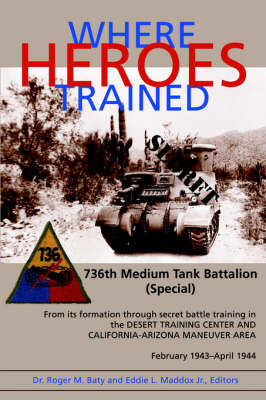 Where Heroes Trained (Paperback)