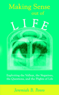 Making Sense Out of Life: Exploiting the Valleys, the Negatives, the Questions, and the Plights of Life (Paperback)