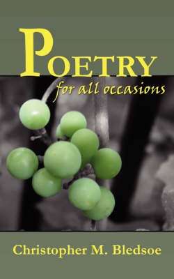 Poetry for All Occasions (Paperback)