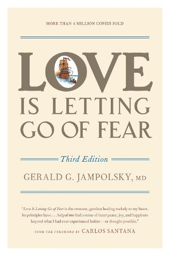 Love Is Letting Go Of Fear, 3Rd Ed (Paperback)