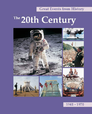 The 20th Century, 1941-1970 - Great Events from History (Hardback)