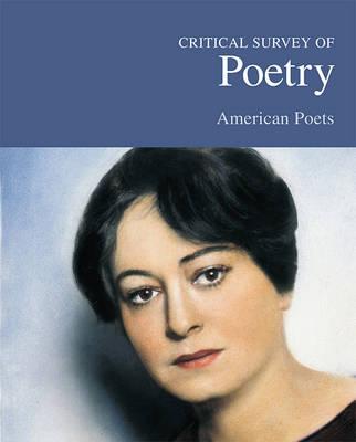 Critical Survey of Poetry (Hardback)