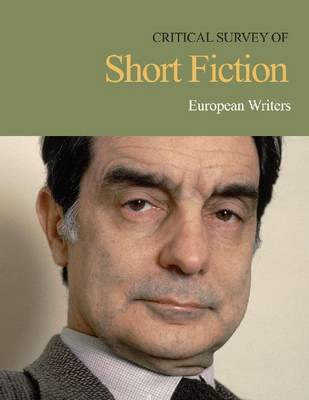 European Writers - Critical Survey of Short Fiction (Hardback)