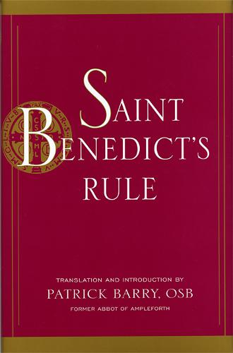 Saint Benedict's Rule (Paperback)