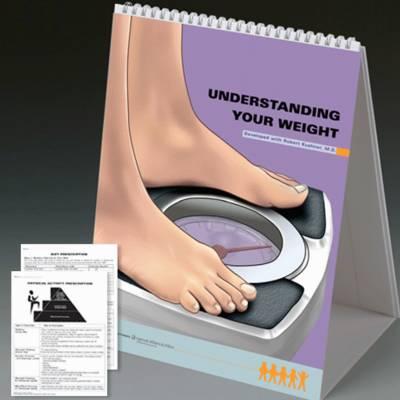 Understanding Your Weight Flipbook: A Desktop Counseling Tool (Spiral bound)