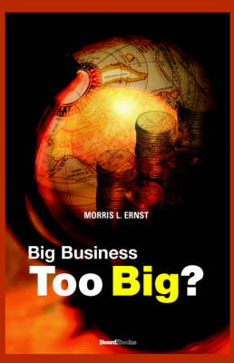 Too Big (Paperback)