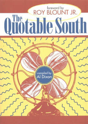 Quotable South (Paperback)