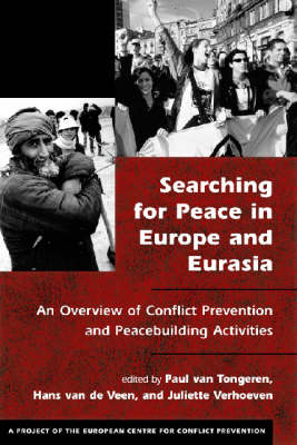 Searching for Peace in Central and South Asia (Hardback)