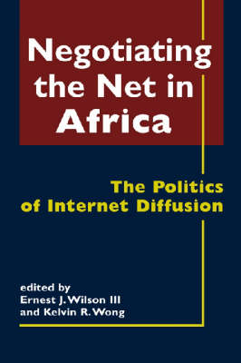 Negotiating the Net in Africa: The Politics of Internet Diffusion (Hardback)