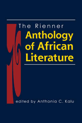 Rienner Anthology of African Literature (Hardback)