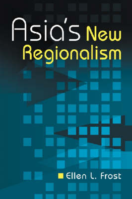 Asia's New Regionalism (Paperback)