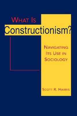 What is Constructionism?: Navigating Its Use in Sociology (Hardback)