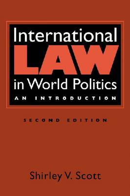 International Law in World Politics: An Introduction (Paperback)
