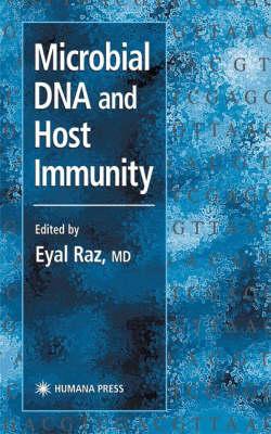 Microbial DNA and Host Immunity (Hardback)