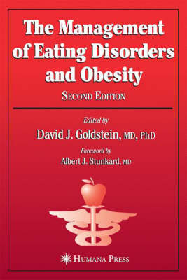 The Management of Eating Disorders and Obesity - Nutrition and Health (Hardback)