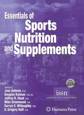 Essentials of Sports Nutrition and Supplements (Hardback)