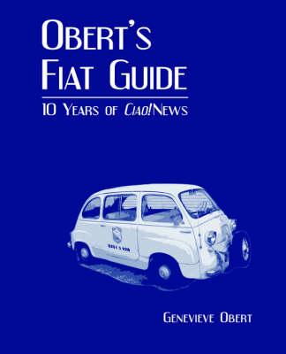 Obert's Fiat Guide (Paperback)