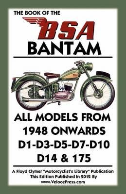 Book of the Bsa Bantam (Paperback)