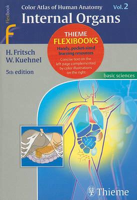 Internal Organs - Color Atlas of Human Anatomy 02 (Paperback)