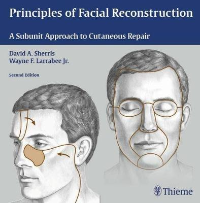 Principles of Facial Reconstruction: A Subunit Approach to Cutaneous Repair (Hardback)