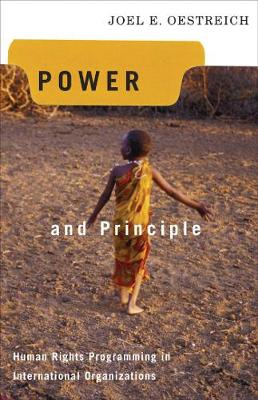 Power and Principle: Human Rights Programming in International Organizations - Advancing Human Rights series (Paperback)