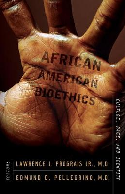 African American Bioethics: Culture, Race, and Identity (Paperback)