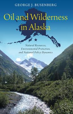 Oil and Wilderness in Alaska: Natural Resources, Environmental Protection, and National Policy Dynamics - American Governance and Public Policy series (Paperback)
